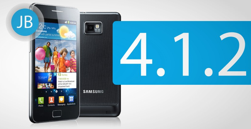 Samsung Galaxy S2 bekommt nun endlich Android Jelly Bean Update