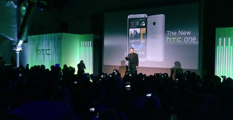 Das HTC One Event aus London in voller Laenge