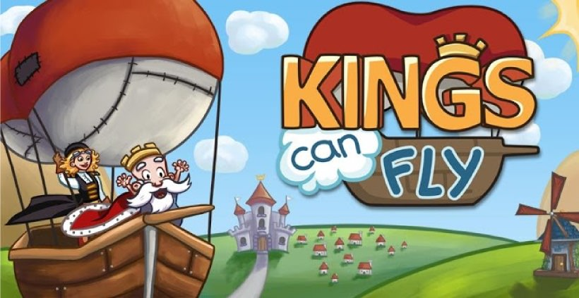 Kings Can Fly: Amazon Gratis-App des Tages