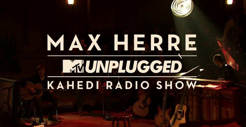 mtv unplugged mit max herre gratis bei 12 tage geschenke von apple. Black Bedroom Furniture Sets. Home Design Ideas