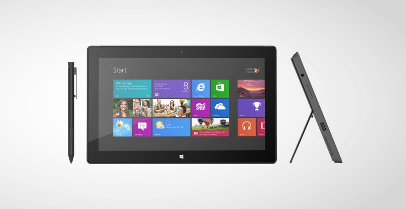 Microsoft Surface Pro: Unboxing-Video