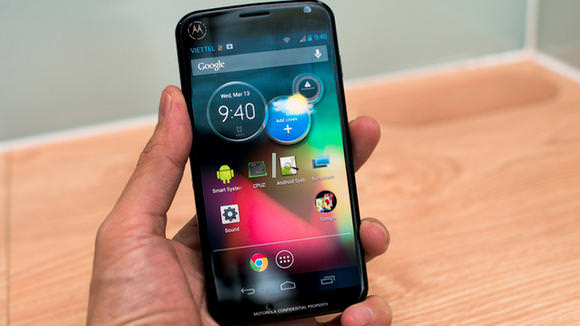 Promo Video zeigt Motorola Moto X