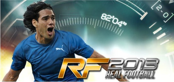Ab sofort könnt ihr Real Football 2013 im Google Play Store Downloaden for Free