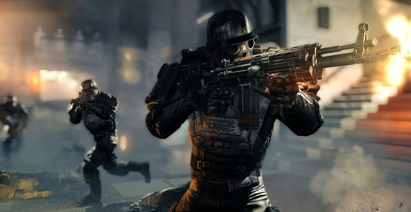 Neuer Gameplay-Trailer zu Wolfenstein: The New Order