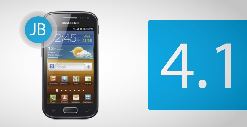 Samsung Galaxy Ace 2 Android 4.1 Update schon im April