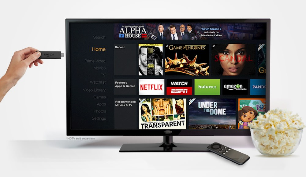 Amazon Fire TV Stick: Chromecast Konkurrenz vorgestellt