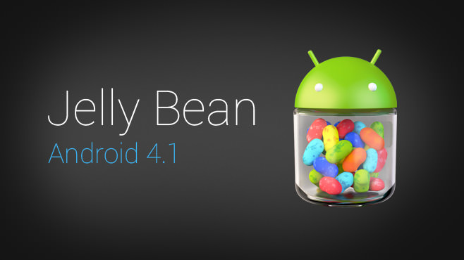 Update Android 4.1 Jelly Bean für ASUS Transformer Pad Infinity