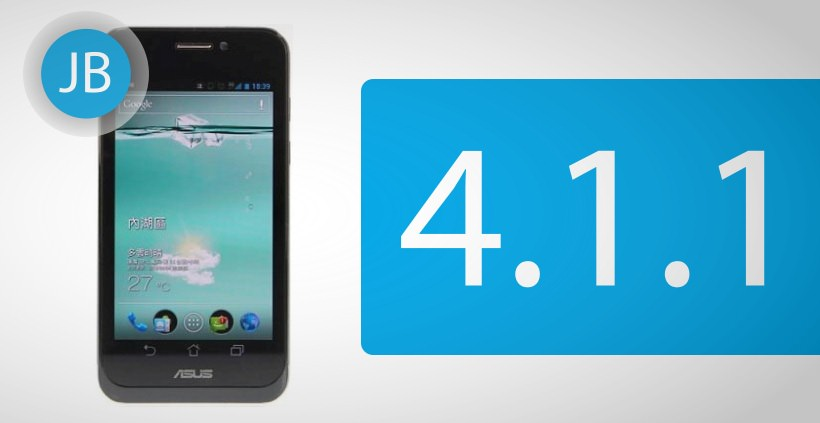ASUS PadFone bekommt Android 4.1.1 Jelly Bean Update