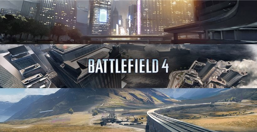 Battlefield 4: Namen und Bilder zu den Multiplayer-Maps
