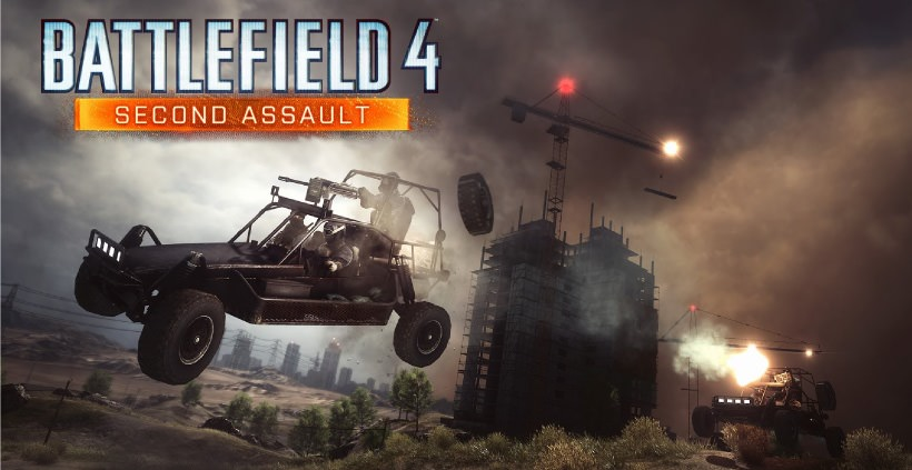 Battlefield 4: Second Assault - Trailer zum DLC