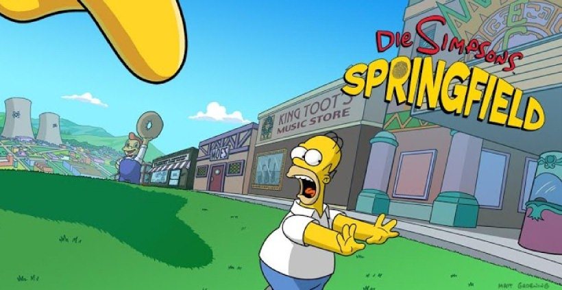 Die Simpson Springfield Android Cheats  My Blog