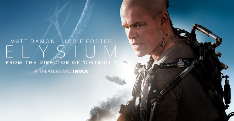 Elysium: Kinostart am 15. August + Trailer