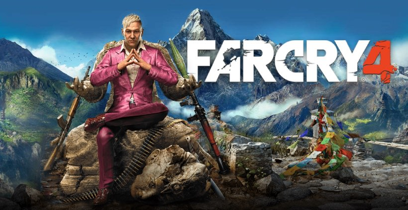 Far Cry 4 kommt im November! für PS3, PS4, Xbox One, Xbox 360 & PC!