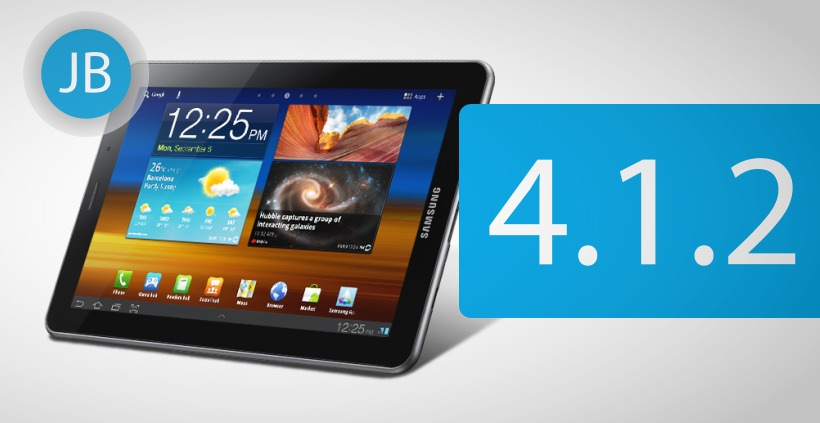 Samsung Galaxy Tab 7.0 Plus bekommt Android 4.1.2 Update