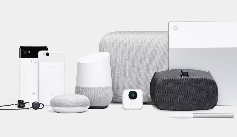 Google Devices 10 2017 Event
