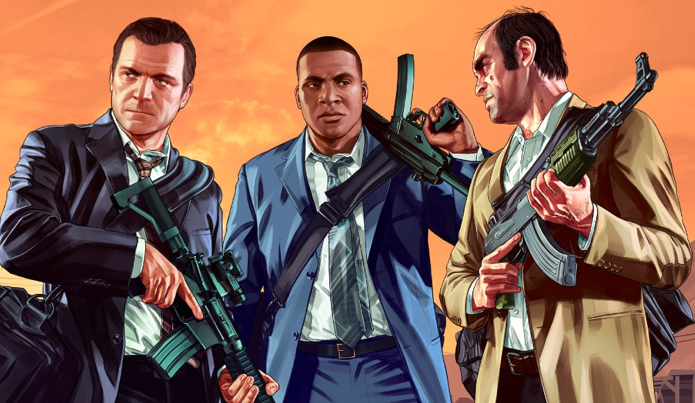 GTA 5: PS4, Xbox One & PC Version mit Ego-Shooter-Perspektive