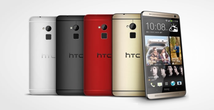 HTC One Max jetzt auch in Gold