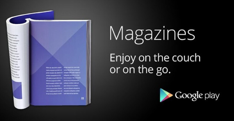 Google Play Magazines jetzt auch in Europa