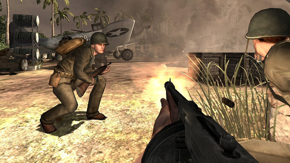 Kostenlos bei EA: Medal of Honor Pacific Assault