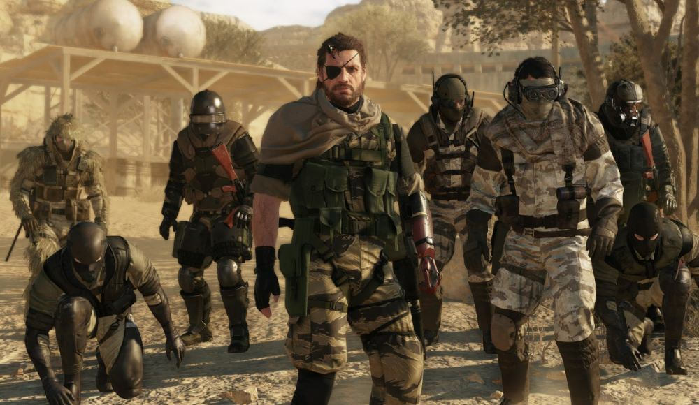 Metal Gear Solid 5: The Phantom Pain - Release in Kürze bekannt