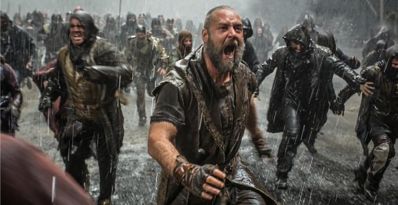 Noah mit Russell Crowe ab 03. April im Kino
