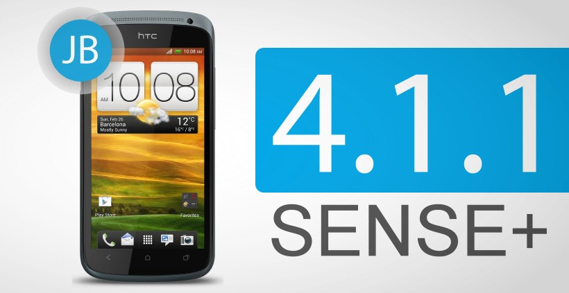 HTC One S C2 bekommt Android Jelly Bean Update