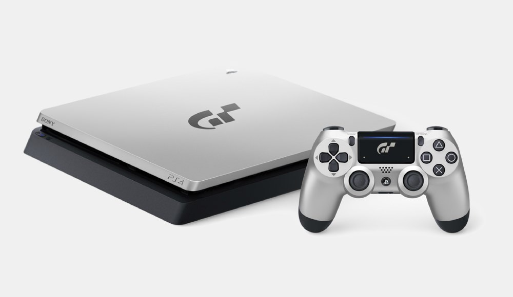 PlayStation 4 Slim als Gran-Turismo-Edition mit 1 TByte Notiz — Sony