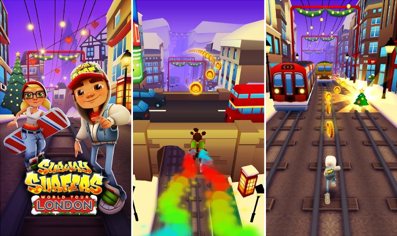 Subway Surfers London Update?