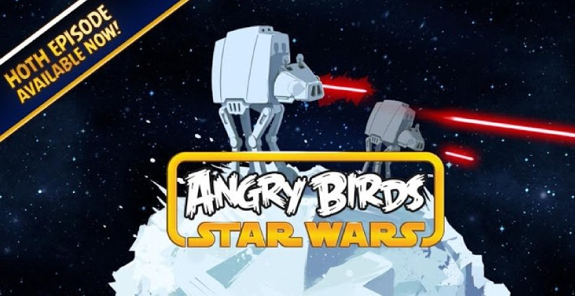 Angry Birds Star Wars Update mit 20 neuen Levels