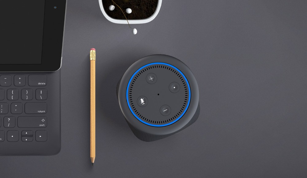so wird der echo dot zum mobilen bluetooth lautsprecher. Black Bedroom Furniture Sets. Home Design Ideas