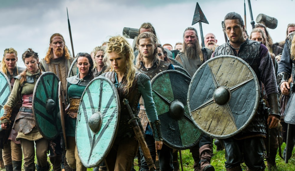 VIKINGS: 3. Staffel ab 15. Juni bei Amazon Prime Instant Video