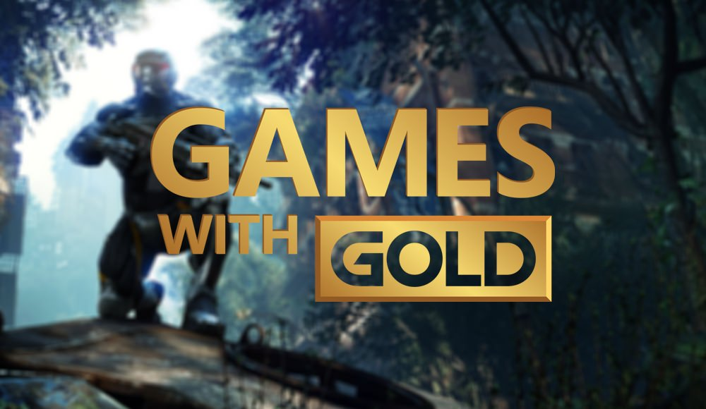 Games with Gold im September mit Crysis 3 und Tomb Raider