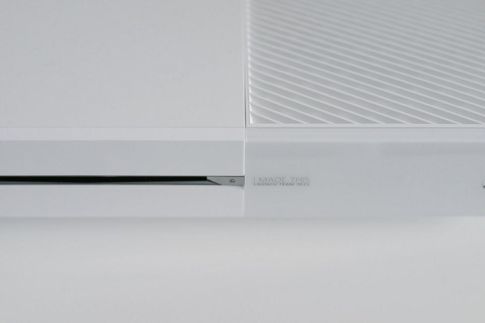 Xbox One in weiß