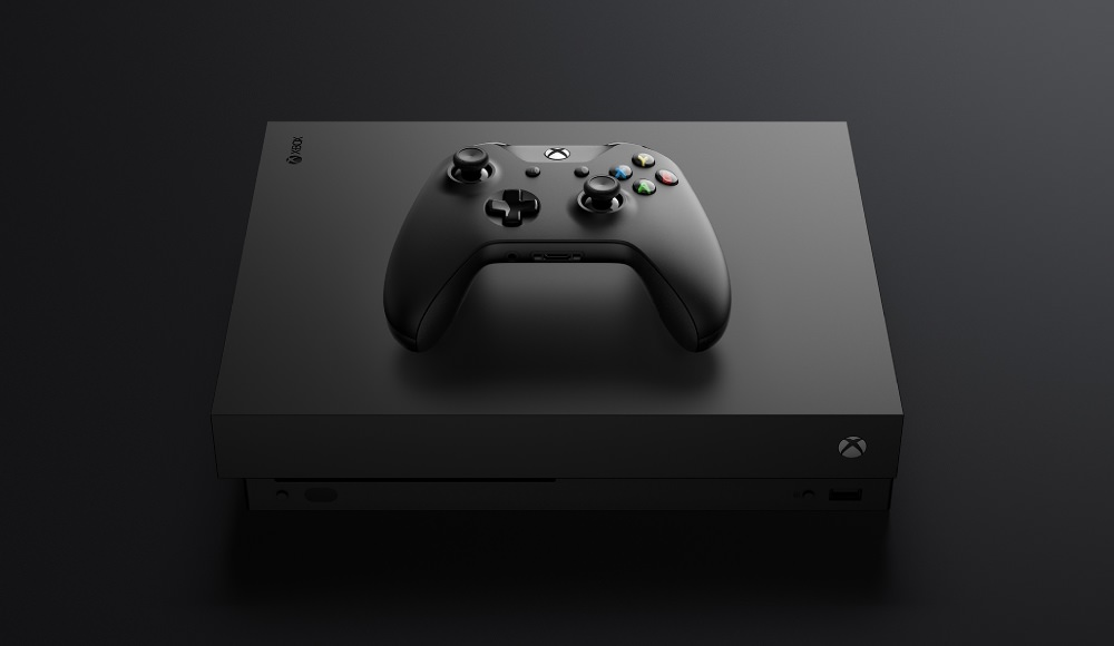 Xbox One X Release Images 6 17